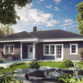 Skandinavischer bungalow  Bungalows Archive - GFG Schwedenhäuser
